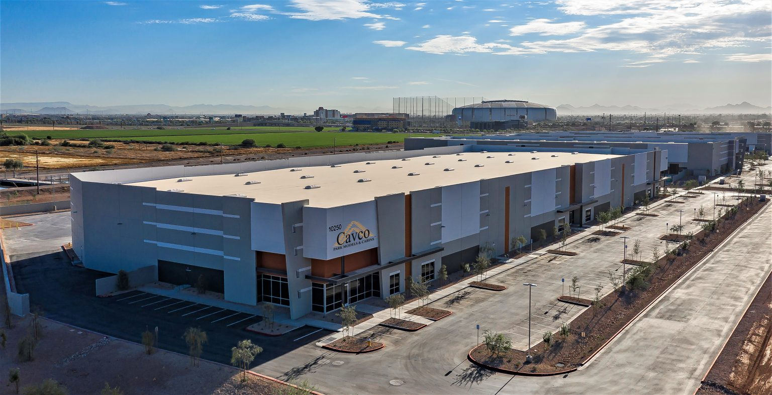 Cavco Purchases New Park Model and Tiny House Manufacturing Facility