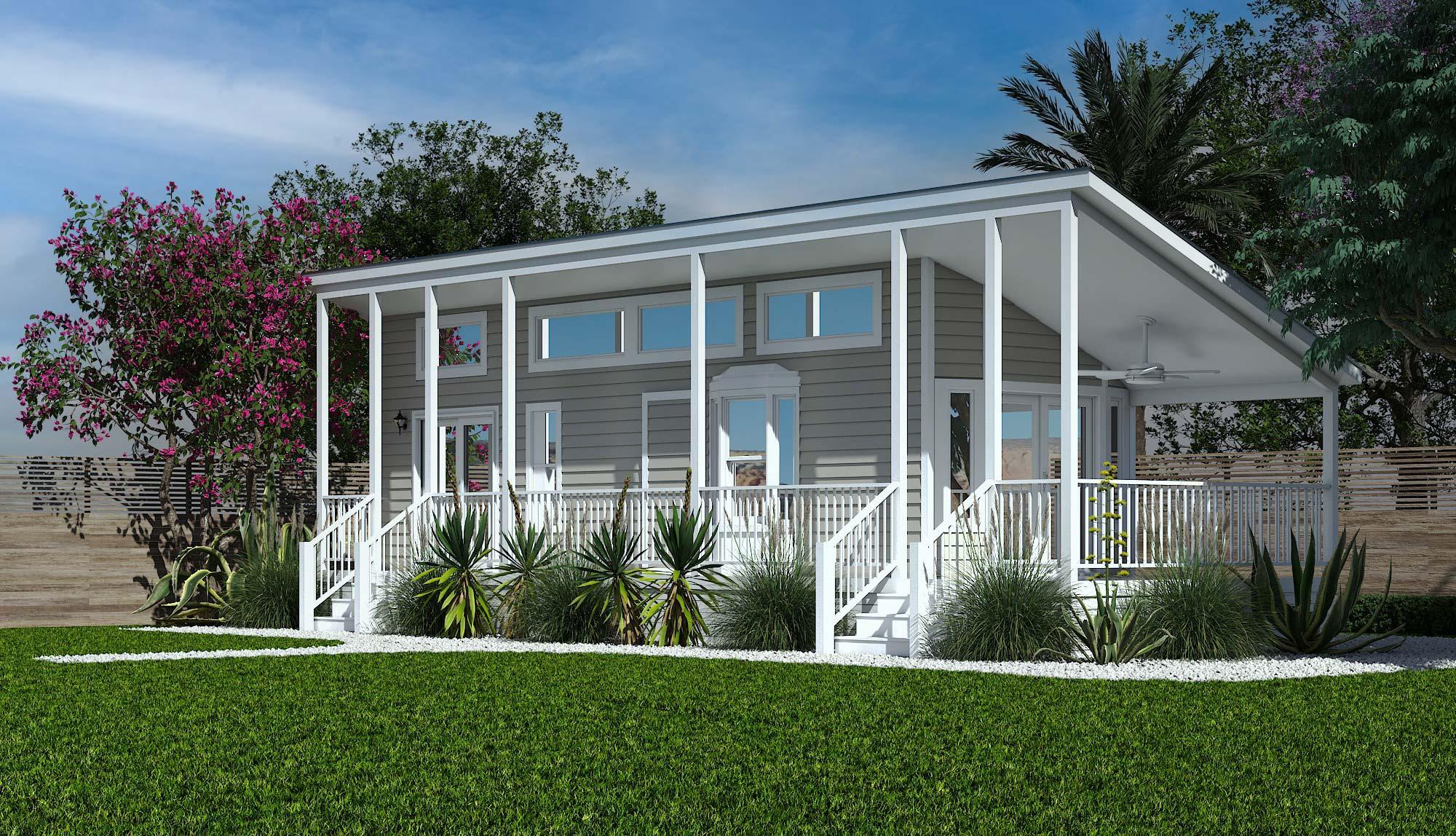 Cavco set to unveil NEW Veranda model at Home Show